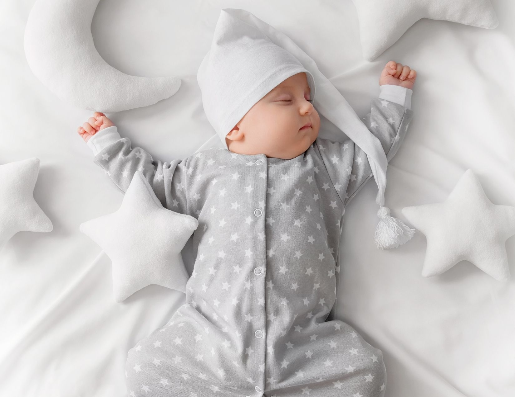 baby sleeping during day